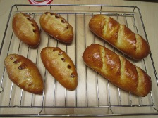 パンオレとチーズパン