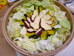 2014-10野菜蒸し1