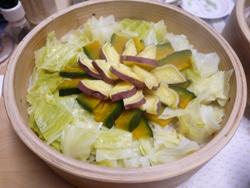 2014-10野菜蒸し2