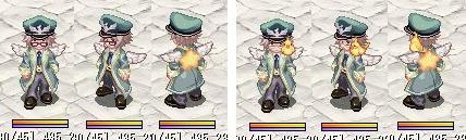 ラミン軍曹の証(緑)