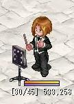 指揮者ラミン!