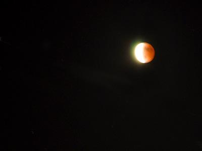 皆既月食20141008 2