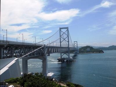 鳴門海峡大橋