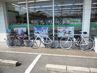 自転車の集合写真_10/27