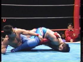 田村vsハン@メガバトル決勝4