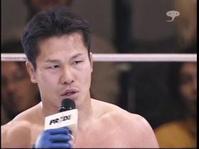 「吉田選手、PRIDEを盛り上げたいならもう一度」