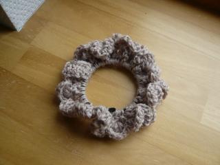 編み編み♪