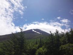 20100706 富士登山