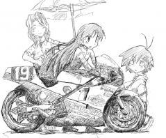 レーシングチームなぎさ03
