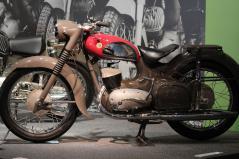 ヤマハのバイク01