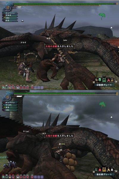 火竜の皇鱗
