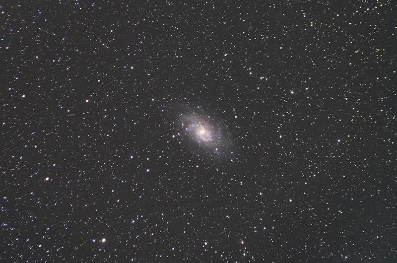 渦巻き銀河M33