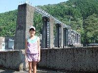 20110828川口ダム