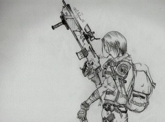 スケッチ画003
