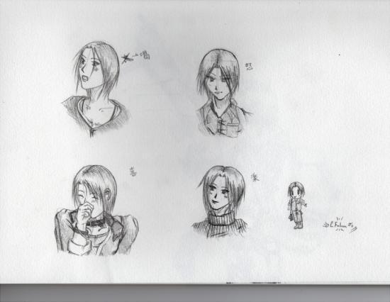 スケッチ画002