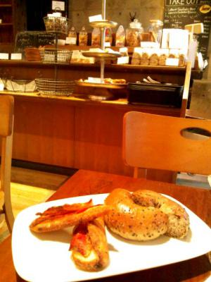Boulangerie a パン