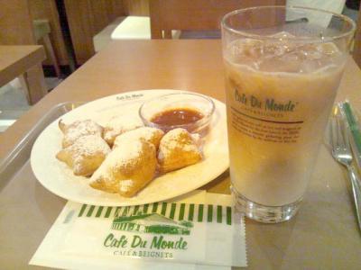 Cafe Du Monde ベニエ