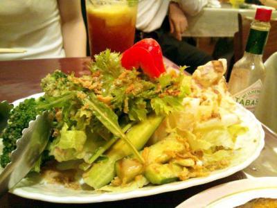 ジジ&ババ サラダ