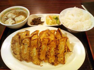 宇都宮餃子館 餃子12種食べくらべセット