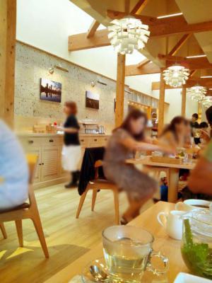 PARK SIDE CAFE 雰囲気