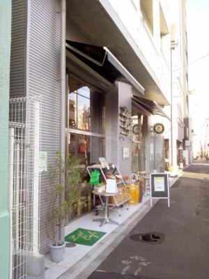 L.S Cafe 外観