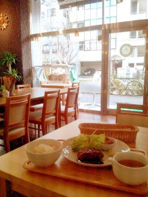 L.S Cafe 雰囲気
