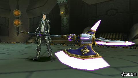 ヴァイスっちinグラ紫