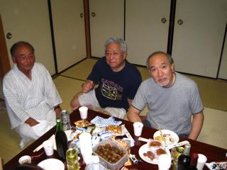 合宿(懇親会)No.1