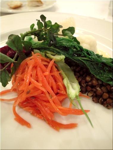 オー・クリウール・ドゥ・ヴァン 野菜