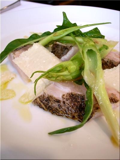 サンタキアラ 太刀魚