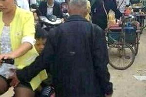 おまいら中国のストリート痴漢がゾルディック級wwww