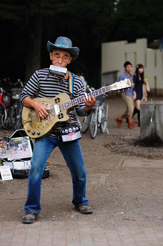 ブルースギター1_