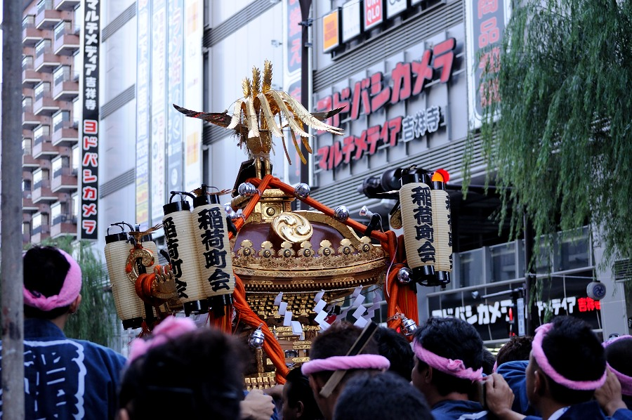 吉祥寺秋祭り__19