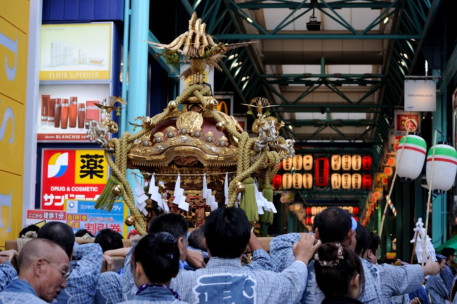 吉祥寺秋祭り__18