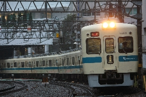 2010/03/06 5000系 南新宿にて