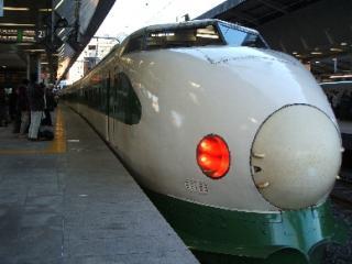 東北新幹線200系