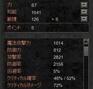 ステータス[after]