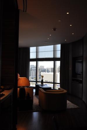 アルマーニホテル客室