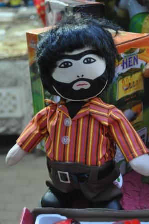 トルコの人形