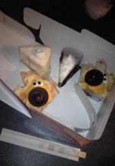 おいしくてかわいいケーキ☆