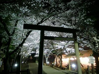去年の真田神社