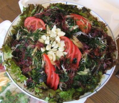 皿鉢料理1