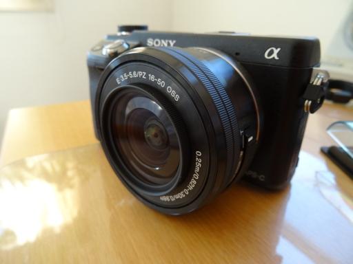 NEX6 Kenko カメラ用フィルター PRO1D