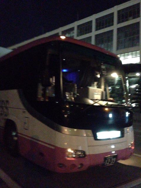 福島夜行バス
