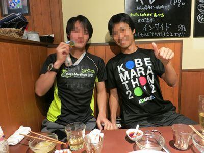 121125神戸マラソン打ち上げポッサムチプ014