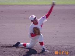 ワカチ・吉元投手