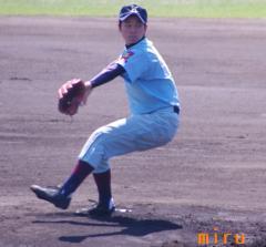 京都府工・西山投手