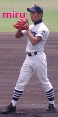向陽高校・藤田投手