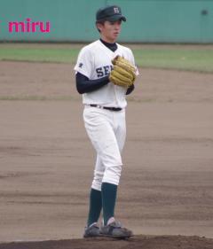 専松・上沢投手