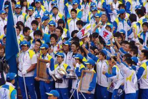 千葉県選手団3